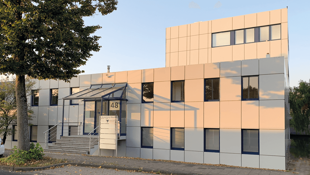 MICRO-TECH Europe GmbH building