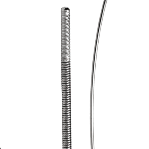 Single-Use Marked Spring Tip Guide Wire for Esophageal Dilators